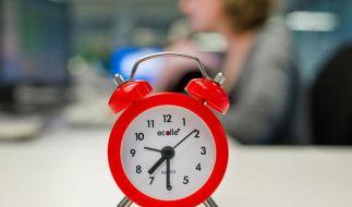 Die Uhr tickt. Aber womit verbringen wir eigentlich unsere Lebenszeit? (Foto)