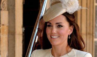 Alles Gute zum Geburtstag! Herzogin Kate feiert heute ihren 32. Geburtstag. (Foto)