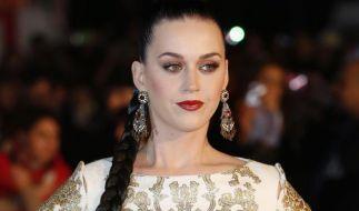 Katy Perry arbeitet als Kunstkuratorin für Madonna (Foto)