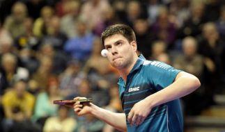 Tischtennis: Ovtcharov verpasst Viertelfinale in Dubai (Foto)