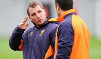 Liverpool-Trainer Rodgers muss Geldstrafe zahlen (Foto)