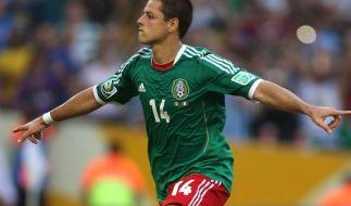 Mexiko mit WM-Tests gegen Nigeria und Ecuador (Foto)