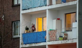 Migranten leben auch in Deutschland oft in Armut. (Foto)