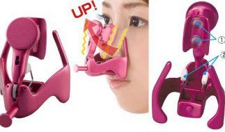Um sich dieses Gerät auf die Nase zu setzen, benötigt es schon ein klein wenig Mut. (Foto)