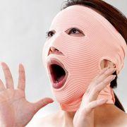 Fünf Minuten täglich sollen die Haut bereits sichtbar straffen.