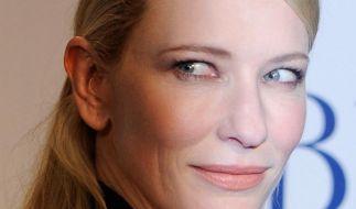 Cate Blanchett zählt zu den heißen Favoriten. (Foto)
