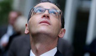 Vorratsdatenspeicherung:Innenminister uneins mit Maas (Foto)
