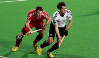 Deutsche Hockey-Herren wollen sich weiter steigern (Foto)