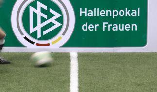 Viertelfinale beim Hallen-Pokal der Frauen perfekt (Foto)