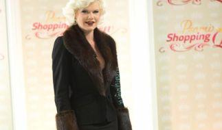 Melanie Müller bei «Promi Shopping Queen»: lieber Wurst als Shoppen. (Foto)