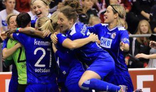 Potsdam gewinnt siebten Titel beim DFB-Hallen-Pokal (Foto)