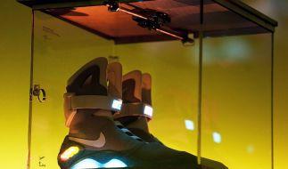 Nike-Air-Turnschuhe sind Waffen, findet ein Zuhälter aus Oregon. (Foto)