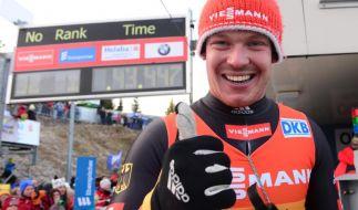 Die bisher nominierten deutschen Wintersportler (Foto)