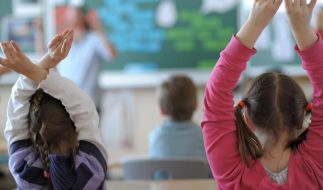 Mädchen knüpfen in der Schule leichter Kontakte (Foto)