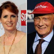 Monica Lierhaus und Niki Lauda haben sich nach schweren Schicksalsschlägen wieder zurück ins Leben gekämpft.