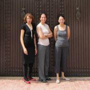 Die Schwestern Saida, Mariam und Myra Chab leiten das Restaurant Al Fassia in Marrakesch - mit großem Erfolg.