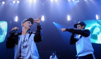 Fans wollen Platz in New York nach Beastie Boys benennen (Foto)