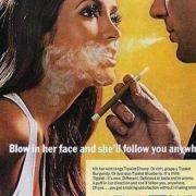 ... viele Frauen waren in den 50ern und 60ern nicht in der Werbebranche beschäftigt.