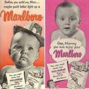 Auch die Gefahren des Rauchens wurden früher anders eingeschätzt: