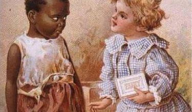 Nicht nur gegen Frauen ging es, sondern gern auch gegen Farbige: