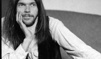 Neil Young setzt seine «Archives»-Reihe fort (Foto)