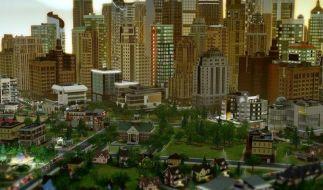 Offline-«SimCity» und satte Farben: Neues aus der Welt der Spiele (Foto)