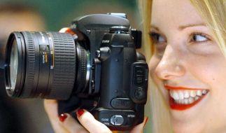 Digitale Spiegelreflexkameras bieten Hobbyfotografen eine Fülle an kreativen Möglichkeiten. (Foto)
