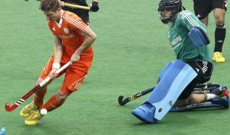 Hockey-Herren scheitern bei World-League-Endturnier (Foto)