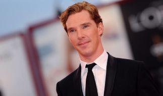 Kein anderer britischer Schauspieler ist derzeit so erfolgreich in Hollywood wie Benedict Cumberbatch. (Foto)