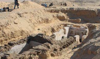 Spektakuläre Entdeckung: Grab eines unbekannten Pharaos (Foto)