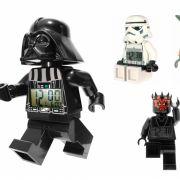 Ein Muss für Science-Fiction-Fans: Die coolen Lego-Star Wars Wecker.