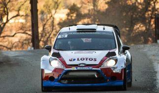 Kubica dominiert Auftakt der Rallye Monte Carlo (Foto)