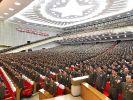 Südkorea ruft Nordkorea zur atomaren Abrüstung auf (Foto)