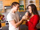 Blitzsaubere Küche, ein leckerer Imbiss - dieses Date hat gute Chancen, erfolgreich zu verlaufen. (Foto)