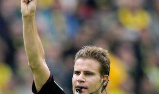 WM-Teilnahme für Schiedsrichter Brych «das Größte» (Foto)
