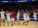 Dänische Handball-Party bei EM geht in die zweite Runde (Foto)