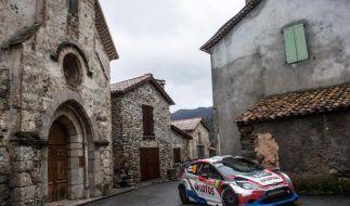 Kubica bei Rallye Monte Carlo ausgeschieden (Foto)