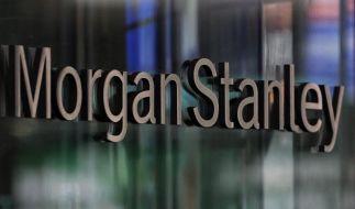 Hypotheken-Streitigkeiten ziehen Morgan Stanley runter (Foto)