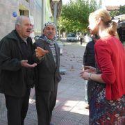 In der Türkei sucht Sandra Eckardt für Tülay ihren Bruder Levent.