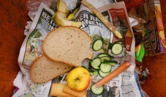 Einkaufen für die Tonne - Kampagnen gegen Lebensmittel im Müll (Foto)