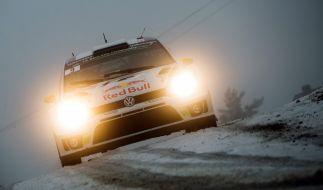 Die «Nacht der langen Messer» ist der Höhepunkt bei der Rallye Monte Carlo. (Foto)