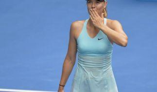 Australian Open:Scharapowa und Asarenka locker weiter (Foto)