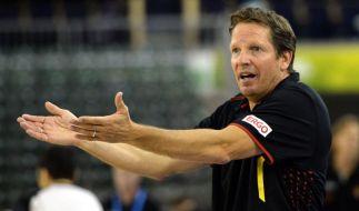 Bundestrainer Menz baut auf Jugendtrend in BBL (Foto)