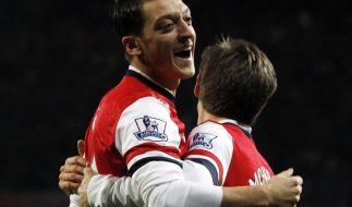 Coach Wenger lobt: «Eine der besten Arsenal-Saisons» (Foto)