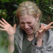 Der Hingucker im «Dschungelcamp»: Larissa Marolt.