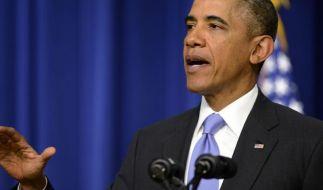 Für Obama ist Cannabis nicht schlimmer als Alkohol. (Foto)