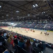 Mit 63.100 Besuchern knackte die 14. Auflage der Partner Pferd erneut die Rekorde.