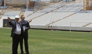 Valcke ist sicher: WM-Anpfiff im Corinthians-Stadion (Foto)