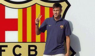 Barça: Keine 95 Millionen für Neymar gezahlt (Foto)