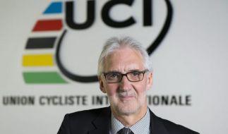 UCI-Chef Cookson: Erfolge «ohne Doping möglich» (Foto)